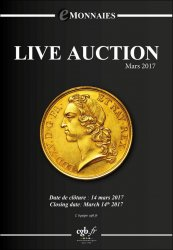 Live Auction - Mars 2017 CLAIRAND Arnaud, COMPAROT Laurent, CORNU Joël, DESSERTINE Matthieu, PARISOT Nicolas, SCHMITT Laurent, VOITEL Laurent