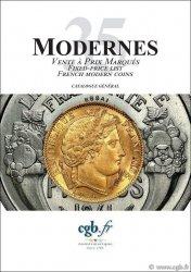 Modernes 35 - Catalogue Général CORNU Joël, VOITEL Laurent