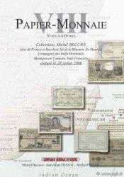 Papier Monnaie VIII