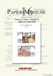 Papier Monnaie 16