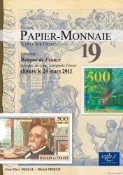 Papier Monnaie 19