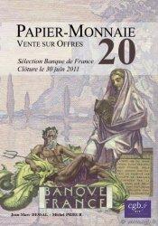 Papier Monnaie 20