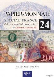 Papier Monnaie 24