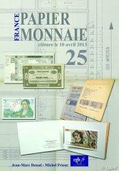 Papier-Monnaie 25