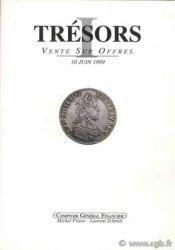 Trésors I, Le trésor dAdrien PRIEUR Michel, SCHMITT Laurent