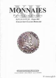 MONNAIES 12