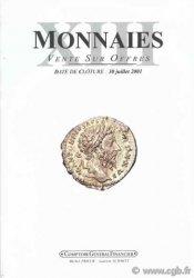 MONNAIES 13