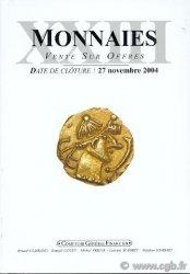 MONNAIES 23