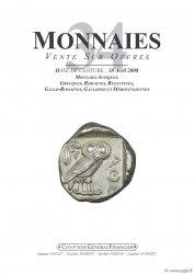 MONNAIES 34