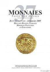MONNAIES 37