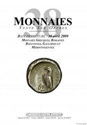 MONNAIES 38