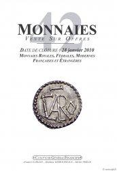 MONNAIES 42
