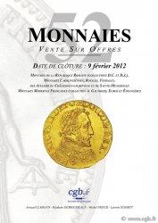 MONNAIES 52