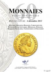 Monnaies 60 CLAIRAND Arnaud, DESROUSSEAUX Stéphane, PARISOT Nicolas, PRIEUR Michel, SCHMITT Laurent