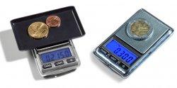 Mini-balance numérique de poche LIBRA (0,01 - 100g) LEUCHTTURM