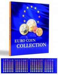 Album carton pour 26 séries Euro LEUCHTTURM