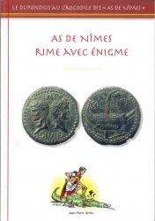 As de Nîmes rime avec énigme TERRIEN Jean-Pierre