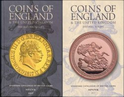 Coins of England and the United Kingdom, 52nd edition - 2017 sous la direction de Emma Howard et Geoff Kitchen