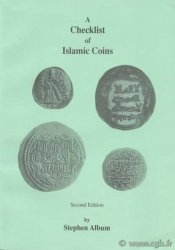 A checklist of islamic coins ALBUM Stephen