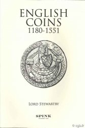 ENGLISH COINS 1180-1551 Lord STEWARTBY (STEWART Ian)