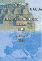 Les eurobillets 2002-2013 SOHIER Guy
