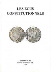Les écus constitutionnels BOUCHET Philippe