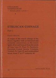 Estruscan Coinage Part 1 VECCHI Italo