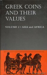 Greek coins and their values II : Asia and Africa SEAR David R.