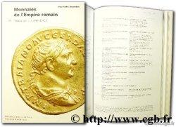 Catalogue des monnaies de lEmpire Romain - tome IV : Trajan BESOMBES Paul-André