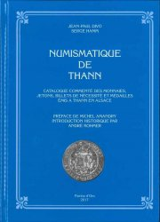 Numismatique de Thann DIVO Jean-Paul, HAMM Serge
