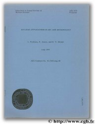 Nuclear applications in art and archaeology PERLMAN I., ASARO F., MICHEL H.-V.