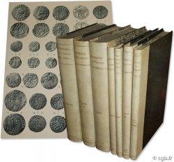 Corpus Nummorum Italicorum, 1910-1912,  Collectif