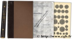 Catalogue E. Gnecchi de Milan - Monnaies Italiennes / Catalog, Sammlung des Herrn Cav. E. Gnecchi in Mailand - Italienische Münzen HAMBURGER L. & L.