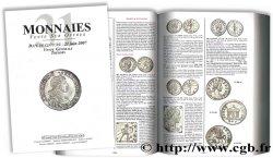 Monnaies 31- Vente générale, Trésors CLAIRAND A., DESROUSSEAUX S., GOUET S., PARISOT N., PRIEUR M., SCHMITT L.