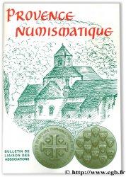 Provence numismatique n° 102 - Octobre 2004 CHOAIN X. et G.
