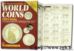 2007 standard catalog of world coins, 2001 - date