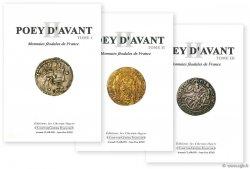 Poey dAvant II : les monnaies féodales de France POEY DAVANT Faustin