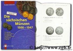 Die sächsischen Münzen 1500-1547 KEILITZ Claus