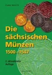 Die sächsischen Münzen 1500-1547 2. Auflage KEILITZ Claus