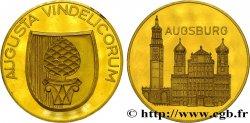 ALLEMAGNE Médaille de la ville d'Augsbourg SUP