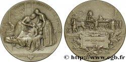 III REPUBLIC Médaille de la Croix-Rouge AU
