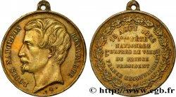 ZWEITES KAISERREICH Médaille du 15 août 1852 SS