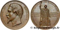 SECOND EMPIRE Médaille de la statue de Napoléon Ier