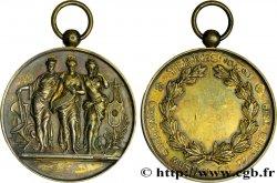 TROISIÈME RÉPUBLIQUE Médaille de la ville de Yerres - concours musical