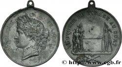 III REPUBLIC Médaille de souvenir du tirage au sort