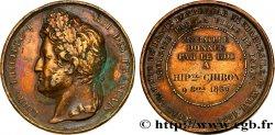 LOUIS-PHILIPPE Ier Médaille donnée par le roi, école de dessin