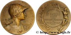 TROISIÈME RÉPUBLIQUE Médaille PATRIA, foyer du soldat