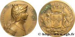 III REPUBLIC Médaille de la ville de Mortagne - Jeanne d'Arc