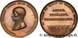 CONSULAT Médaille de reconnaissance au premier consul