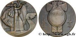 CINQUIÈME RÉPUBLIQUE Médaille de la ville de Paris